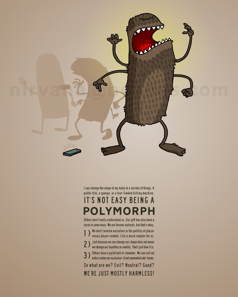 The Polymorphs